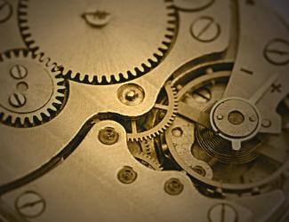 bulova clock repair
